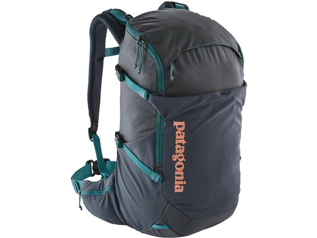Patagonia Nine Trails Pack 26l Dam smolder blue